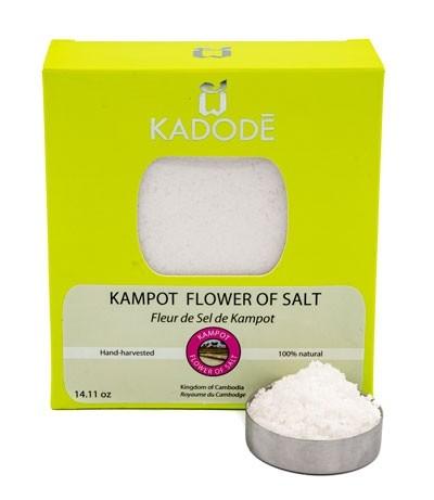 Fleur de Sel de Kampot 400g